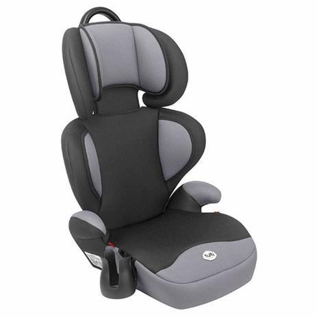 Cadeira-para-Auto-Tutti-Baby-Triton---Preto/Cinza---15-a-36-Kg