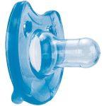 Chupeta-Soft-Comfort-Bico-Redondo-Número-2---Azul---Kuka