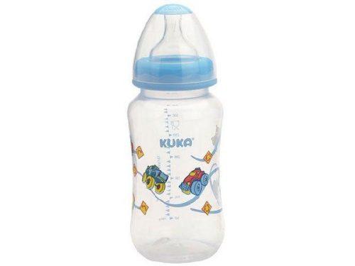 Kit-3-Mamadeira-Kuka-Azul-Natural-Big-Bico-Redondo