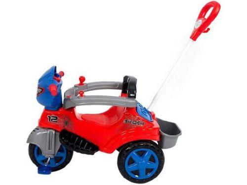 Triciclo-Infantil-Baby-City-Spider-com-Empurrador