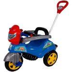 Triciclo-Infantil-Baby-City-Patrol-com-Empurrador